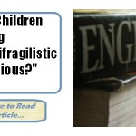"""Can Your Children Say or Sing """"Supercalifragilistic-expialidocious""""?"""