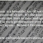 Music: The Greatest Art