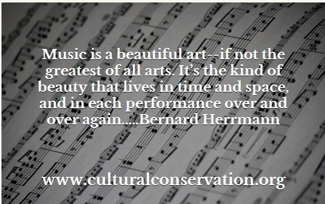 Music: The Greatest Art
